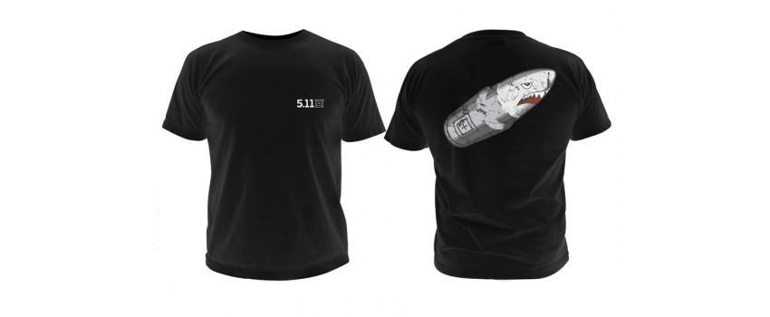 Оригинальная фирменная футболка Bullet 5.11, размер XL