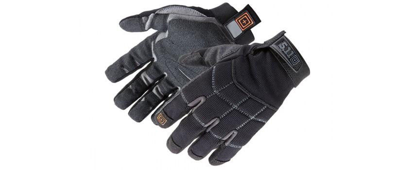 Оригинальные фирменные тактические перчатки 5.11, размер XL