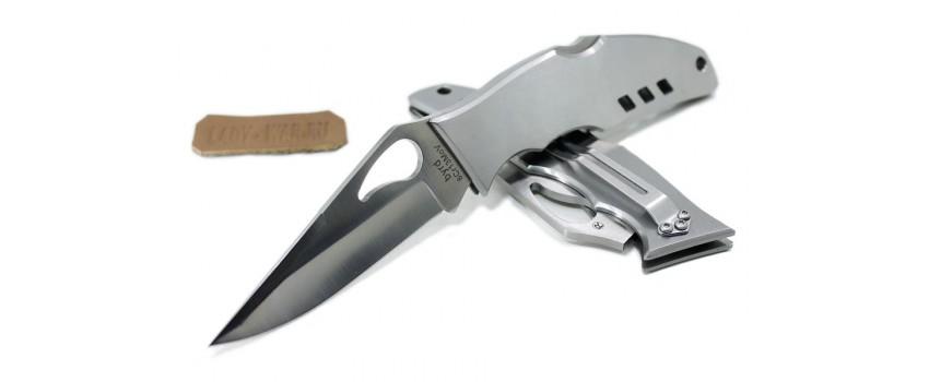 Складной нож Byrd (Spyderco) Flight