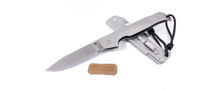 Складной нож Cold Steel Pocket Bushman Krupp 4116 Cryo