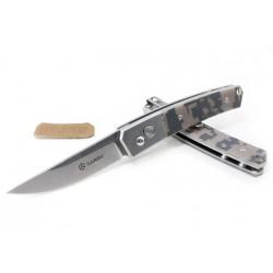 Нож-автомат Ганзо (Ganzo) 7362CA