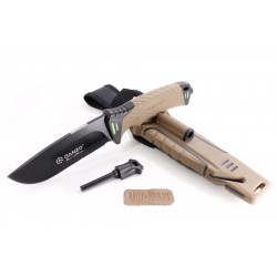 Нож Ganzo Survival Desert 8012-DY