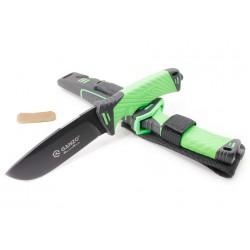 Нож Ganzo Survival Green 8012-LG
