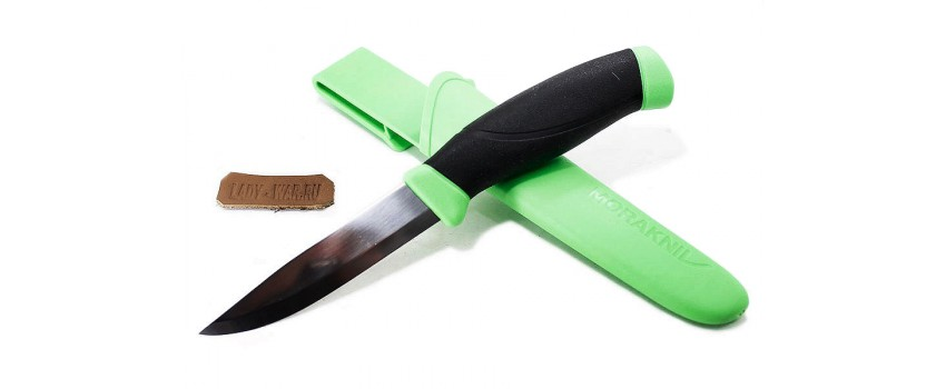 Нож MORA Companion Neon Green