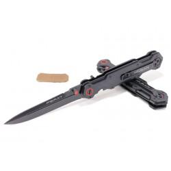 Складной нож Mr. Blade Ferat Black (Мистер Блейд Ферат черный)