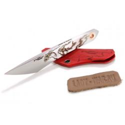 Нож NC-Custom Koi Kiridashi Satin