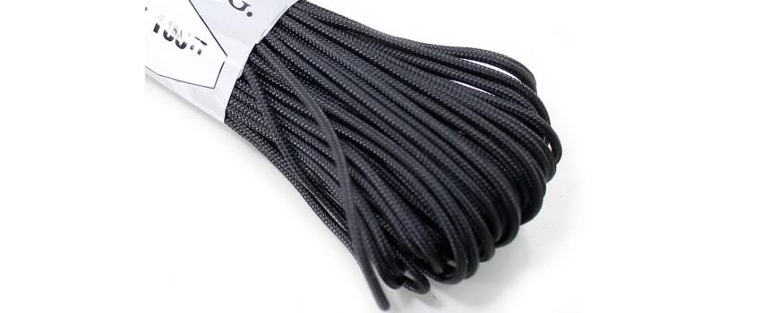 Паракорд 275 Black (черный)