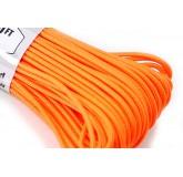 Паракорд 275 Neon Orange (флуоресцентный оранжевый)
