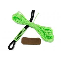 Микрокорд Neon Green (флуоресцентный зеленый)