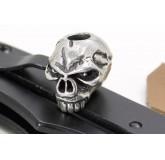Металлический череп EMERSON для темляка из паракорда
