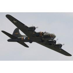 Сборная модель самолета B-17F Memphis Belle масштаб 1:72 Revell