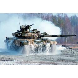 Сборная модель Российского танка Т90 масштаб 1:72 Revell