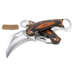 Складной нож-керамбит SteelClaw OR