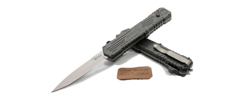 Нож-автомат фронтальный Schrade OTF3 Viper