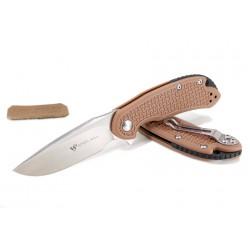 Складной нож Steel Will Cutjack Tan C22M