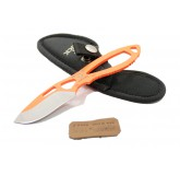 Нож BUCK Packlite Skinner Orange
