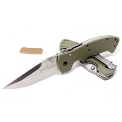 Складной нож CRKT Crawford Kasper OD Green