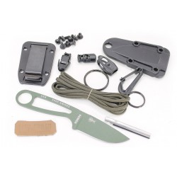 Нож ESEE Izula OD Green KIT