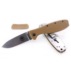 Нож ESEE Zancudo Coyote Brown