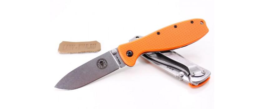 Нож ESEE Zancudo Orange