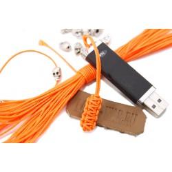 Микрокорд Neon Orange (флуоресцентный оранжевый)