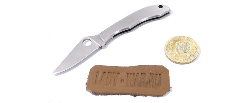 Складной нож-брелок Spyderco Honey Bee Slip-It