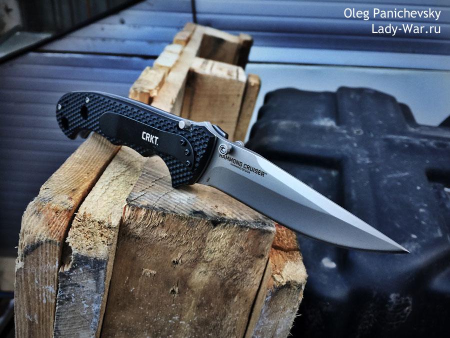 Складной нож CRKT Hammond Cruiser