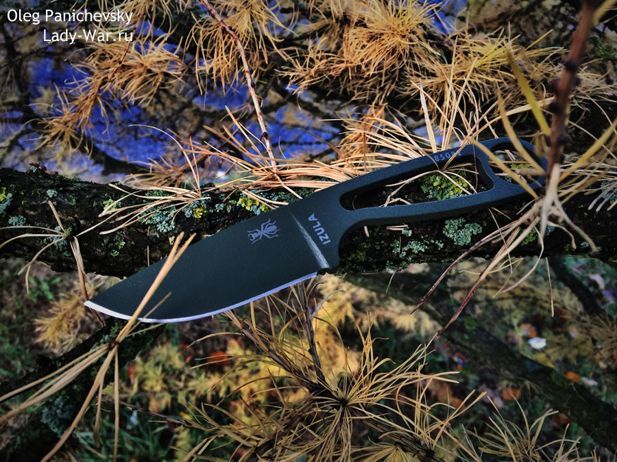 Нож ESEE Izula OD Green KIT